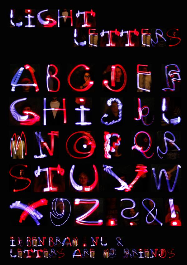 All alphabet
